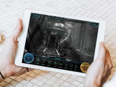 RPG game UI II