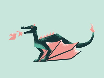 12/30 vectober - dragon