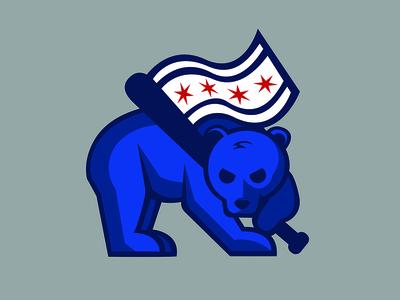 Flag Bear-er