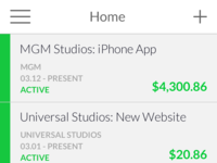 Business iPhone App