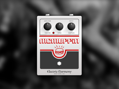 Guitar Pedal - 'McMuffin'