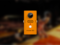 Guitar Pedal - 'Phased'