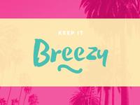 Breezy Dribbble