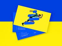 Business Card Sport