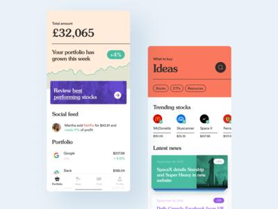 TradeNow — easy way to invest money