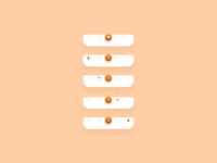 Tab bar design mobile app tabbar figma design ux ui