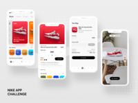 Nike App Concept