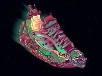 Japan Space Sneaker
