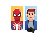 Your Friendly Neighbourhood Spider-Man.