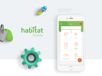 Habitat Mobile Dashboard