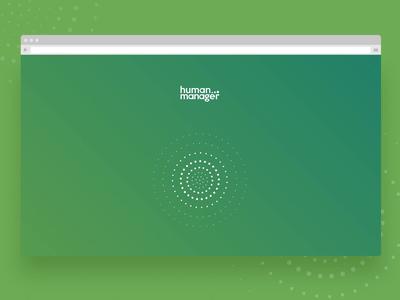 HumanManager Preloader Screen