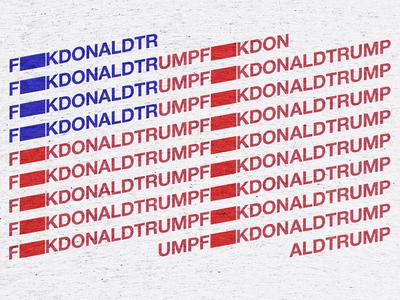 FDT resist resistance politics america flag donald trump trump shirt cottonbureau tshirt fdt