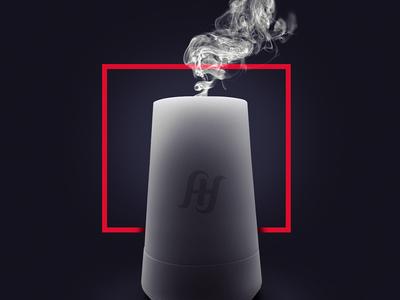Habemus Havas smoke essence packaging monogram havas