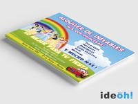 Flyer / Bouncy Castles