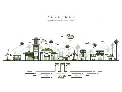 Palakkad- Gateway to gods own country