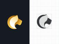 Minimal Logo- Lion