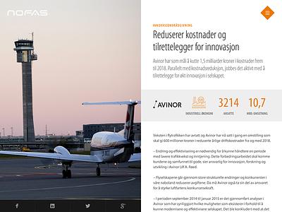 Nofas   Portfolio photography minimal webdesign website web ui homepage clean grid design responsive