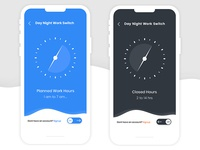 Onoffswitch For Day night work - Daily UI 015