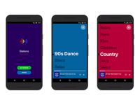 Spotify Stations (PWA)