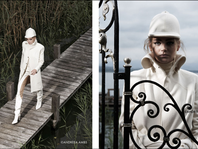 Symplicity Collection white tones fashion andreea ambs simple style fashion design
