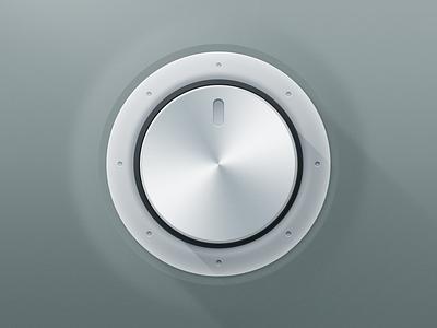 A simple knob volume knob illustration safe knob safe knob
