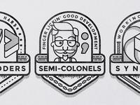 Dev Team Badges