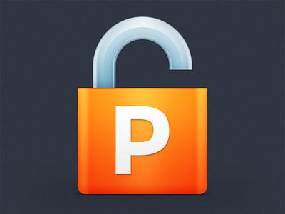 Privacy Icon security p lock illustration icon privacy