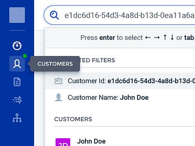 App Search [WIP] search dashboard icons app menu uix ui
