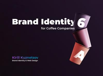 Brand Identity Cups