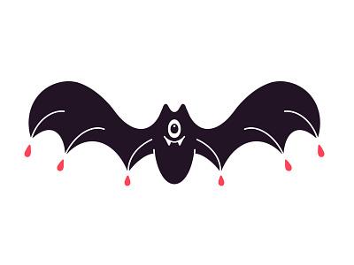 Bat spooky season spooky fly wings halloween bat