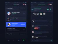 🎤 Voice chat app