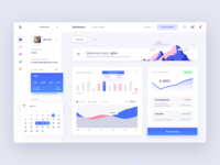 🌧️ Bank dashboard