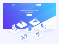 Global Cancer Care - Landing page