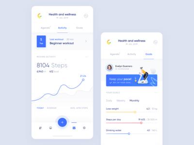 Health & Wellness - CareUp Mobile