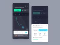 RouteFinder app