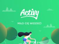 Activy entry