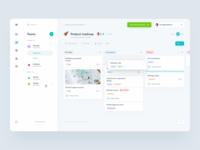 Kanban for Product roadmap