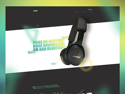 Posh. dailyinspiration frontend bootstrap responsivewebdesign responsivedesign responsive layout web design ui ux webdesign