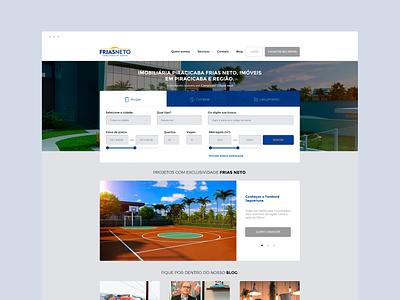 Frias Neto digital dibbble dailyinspiration flat dribbble ux ui design web design web layout behance webdesign interface design ux ui