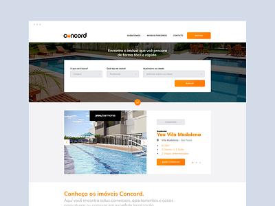 Concord dibbble dailyinspiration flat dribbble ux ui design web design web layout behance webdesign interface design ux ui