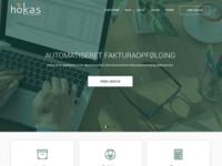 Hokas Web Rebranding