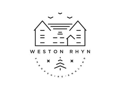 Weston Rhyn Badge