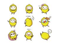 Miss Lemon's Emoji