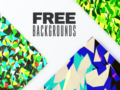 Free Abstract Backgrounds backgrounds wallpaper design lowpoly brutal abstract