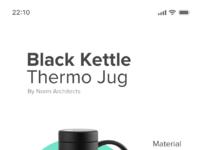 Kettle Jug by yolky on Dribbble
