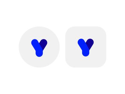 yolky logo design brand perosnal logo
