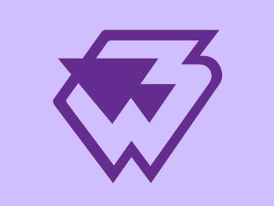 W3 Web Dev Agency Logo arrow logo web