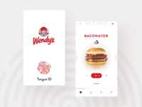 Touch id wendys