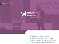 Wooconf 2016 site