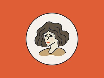 Self Portrait character illustration character person portrait branding digital illustration illustration
